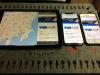 iPad Pro 11インチ2018 Split View(スプリットビュー)・Slide OverはiPhone XSと同