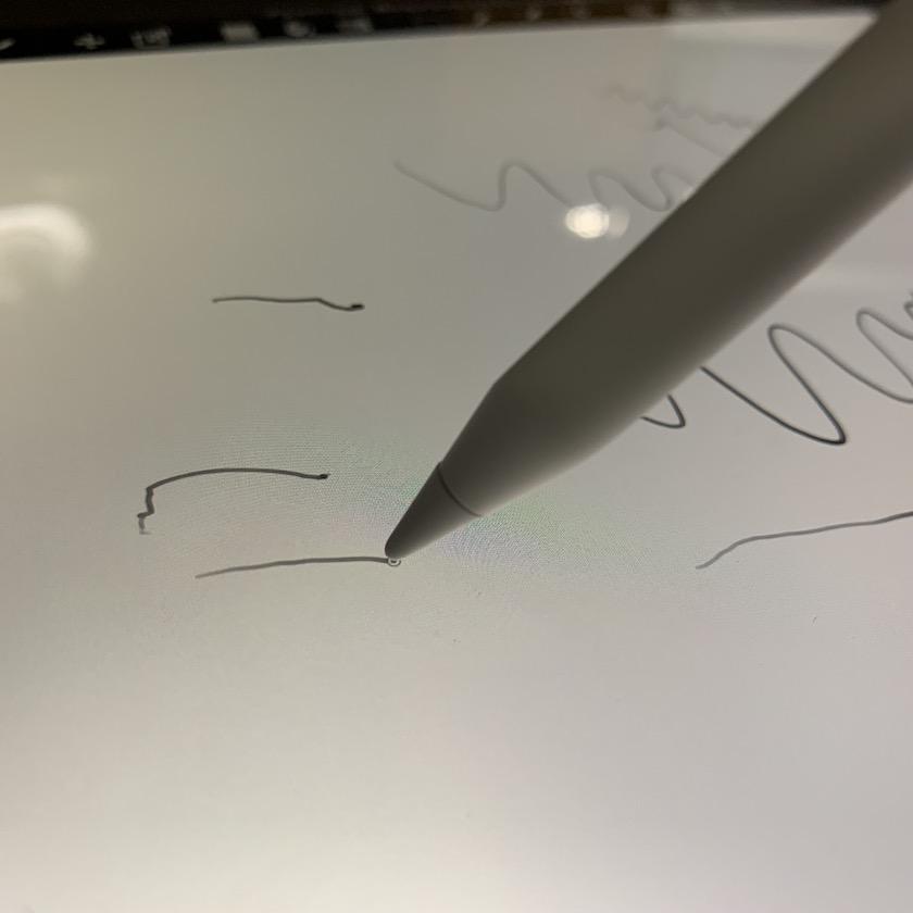Apple Pencil2(第2世代)を初めて使ってみてのレビュー【iPad Pro 11】