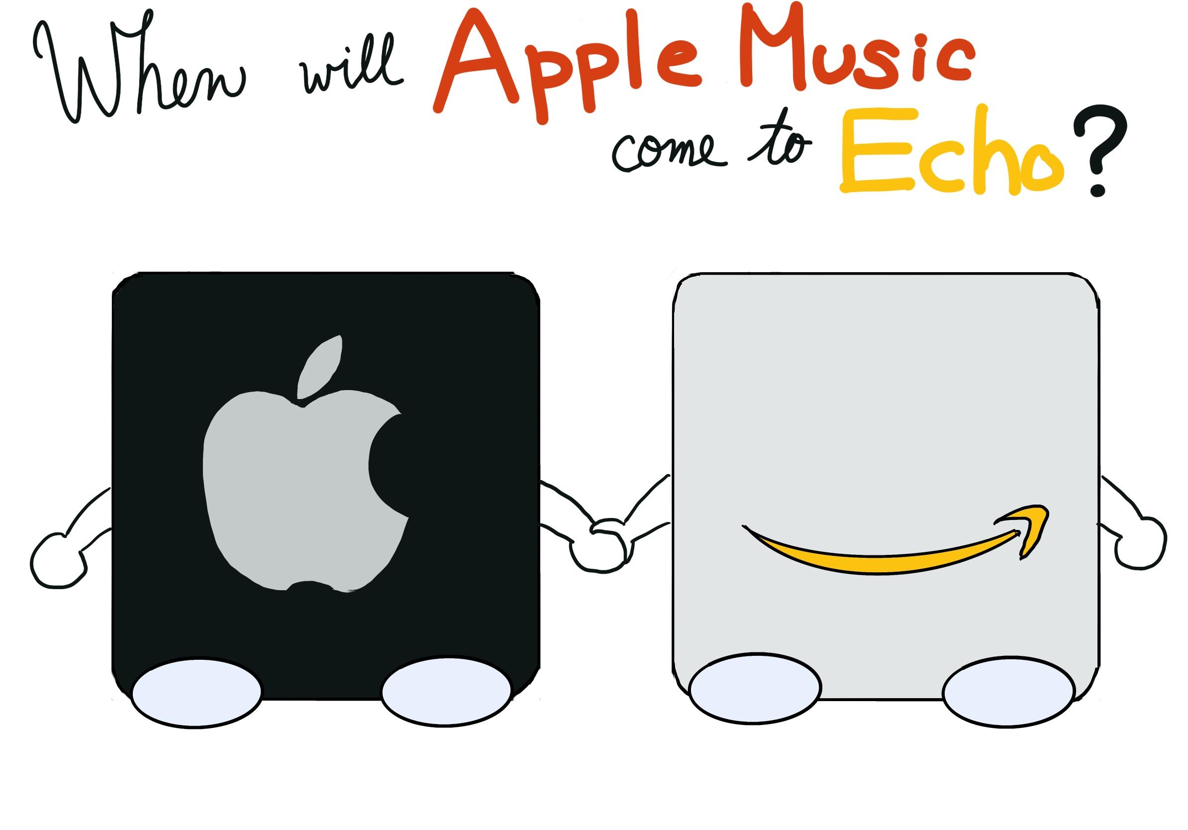 Apple Musicが、日本でEchoに対応するのはいつになるのか? 予想してみた【6/26追記:対応済み】