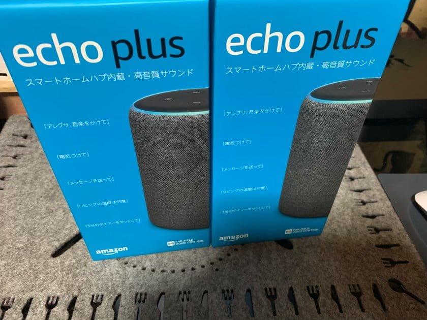 Echo Plus×2