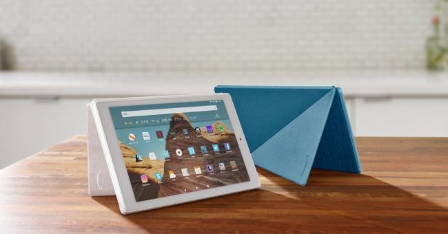 新型第9世代Fire HD 10タブレット発表! オクタコアSoC搭載で更に快適に